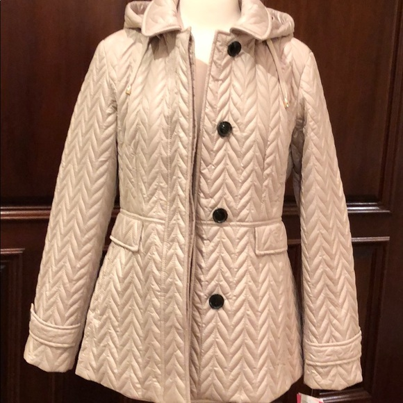 Kate Spade water resistant jacket  sz Small NWT